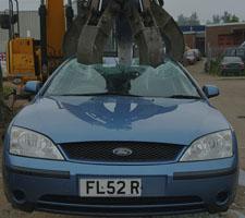 Scrap Cars in Scotland